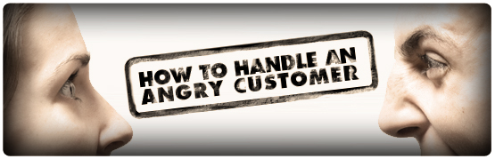 Four Quick Tips for Handling Unhappy Customers